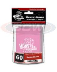 Monster Pink Sleeves Small