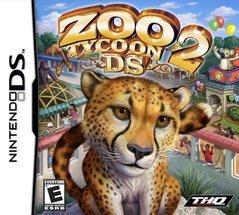 Zoo Tycoon 2 DS (Nintendo DS)