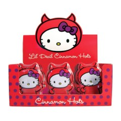 Hello Kitty - Lil Devil Cinnamon Hots