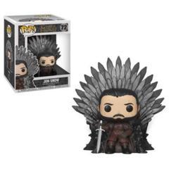 #72 Game of Thrones - Jon Snow on Throne