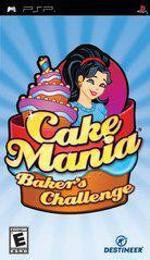 Cake Mania Baker's Challenge