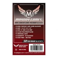 Mayday Games - Mini Chimera, DK RD 43x65mm (50)