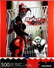 Harley Quinn w/Joker - 500pc Puzzle
