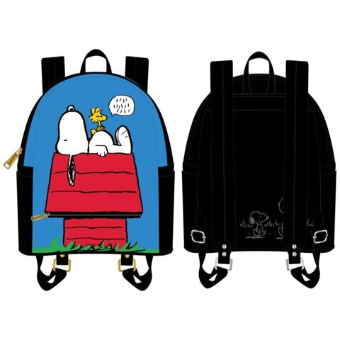 Loungefly - Peanuts Snoopy Doghouse Mini Backpack