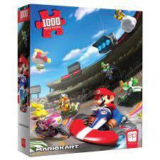 Mario Kart 1000pc Puzzle