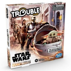 Trouble - The Mandalorian