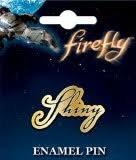 Enamel Pin - Firefly - Shiny
