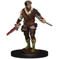 Icons of the Realms - Human Rogue