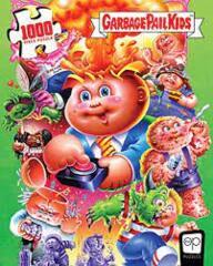 Garbage Pail Kids - Puzzlepaloza - 1000 Piece Puzzle