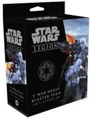 Star Wars - Legion - E Web Heavy Blaster Team