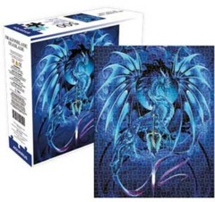 Dragon Blade - 500 Piece Puzzle