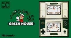 Game & Watch Multi-Screen Green House