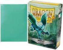 Classic Mint - Standard Boxed Sleeves (Dragon Shield) - 60 ct