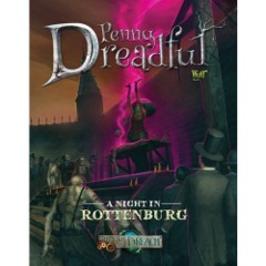 Penny Dreadful: A Night in Rottenburg (Through the Breach)