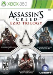 Assassin's Creed - Ezio Trilogy (Xbox 360)