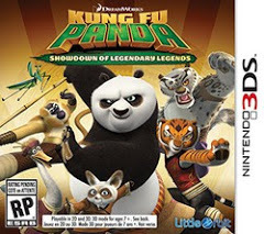 Kung Fu Panda - Showdown of the Legendary Legends