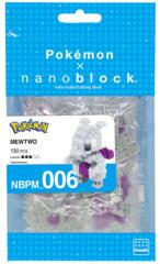 Nanoblock - Pokemon - Mewtwo