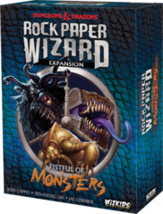 Rock Paper Wizards - Fistful of Monsters