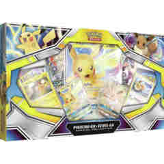 Pokemon - Pikachu-GX & Eevee-GX Special Collection