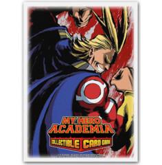 Art Sleeves: My Hero Academia - All Might - Standard Box Sleeves - 100ct