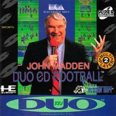 John Madden - Football (Duo CD)