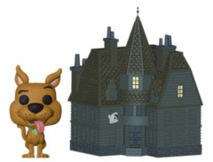 #01 - Scooby Doo & Haunted Mansion