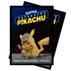 Detective Pikachu Standard Sleeves 65ct
