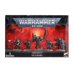 Warhammer 40,000 - Deathwatch - Veterans