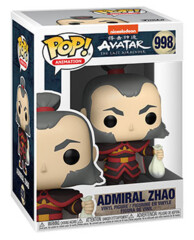 #998 - Admiral Zhao - Avatar the Last Airbender