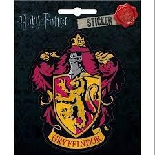 Harry Potter - Gryffindor - Vinyl Sticker