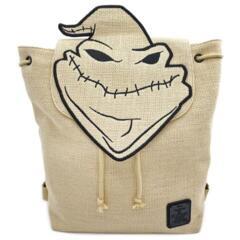 Loungefly Nightmare Before Christmas Oogie Boogie Burlap Backpack