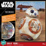 BB8 - Star Wars Photomosaics (1000 Piece Puzzle)