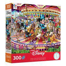 Disney Puzzle - 300 ct - Carousel