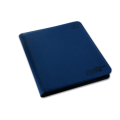 Ultimate Guard QuadRow Zipfolio - Dark Blue