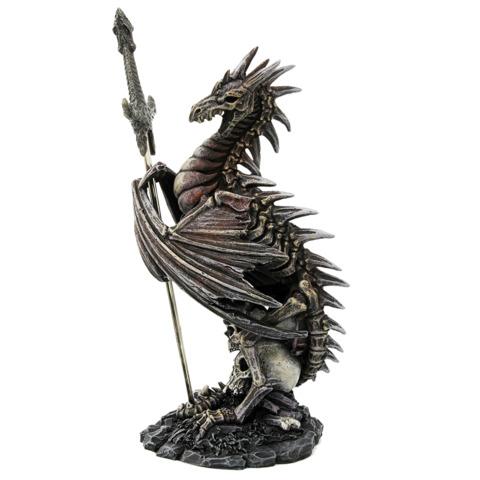 Dragon Letter Opener - Litche 12379