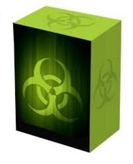 Bio Hazard Deck Box (Legion)