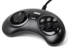 Sega Genesis 6-Button Controller (OEM)