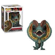 #550 - Jurassic Park: Dilophosaurus