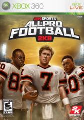 All Pro Football 2k8 (Xbox 360)