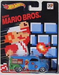 Super Mario Bros. (Hot Wheels) - 30th Anniversary