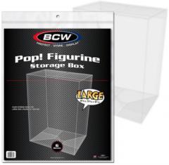 Pop! Figurine Storage Box (BCW) - Large 6ct