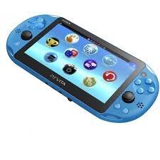 PS Vita 2000 Aqua Blue