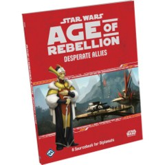 Desperate Allies - Age of Rebellion (Star Wars)