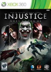Injustice - Gods Among Us (Xbox 360)