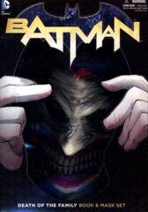 Batman Death of the Family - Book & Mask Set (DC Comics)