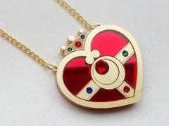 Sailor Moon Royal Jewel Heart Necklace