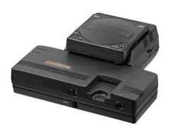 TurboGrafx 16 System with Turbo Grafx CD