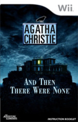 Agatha Christie - And Then There Were None (Nintendo Wii)