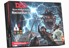 DnD: Nolzur's Marvelous Pigments - Monsters Paint Set