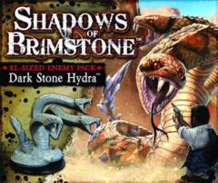 Shadows of Brimstone - Dark Stone Hydra - XL Enemy Pack